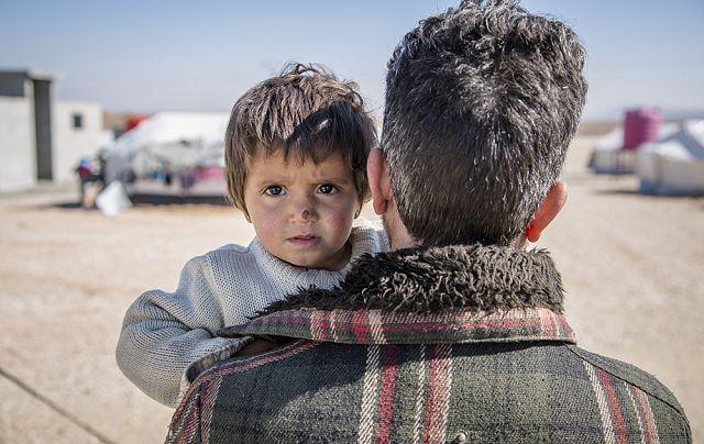 Gyerekek a háborúban - UNICEF