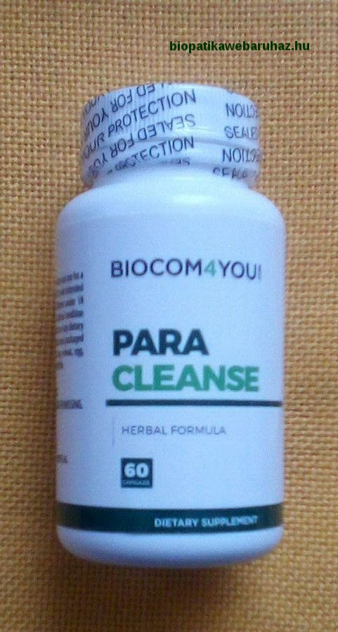 a paraziták elleni gyógyszer a szervezetben
