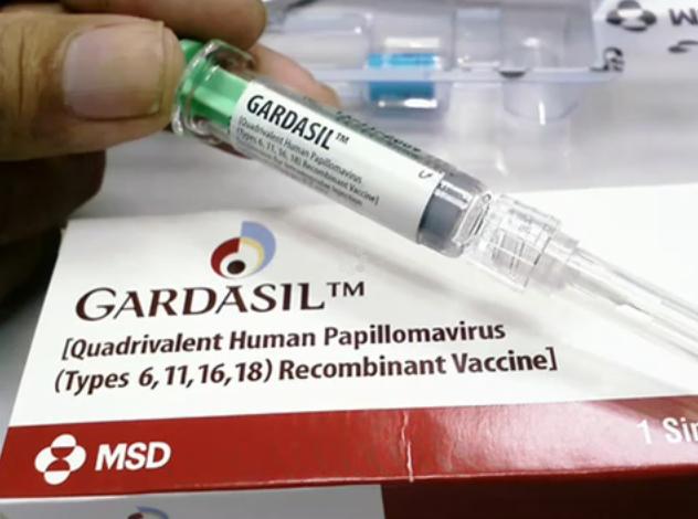 hpv impfstoff gardasil