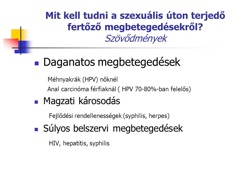A tartós HPV-fertőzés veszélyeztetheti a családtervezést