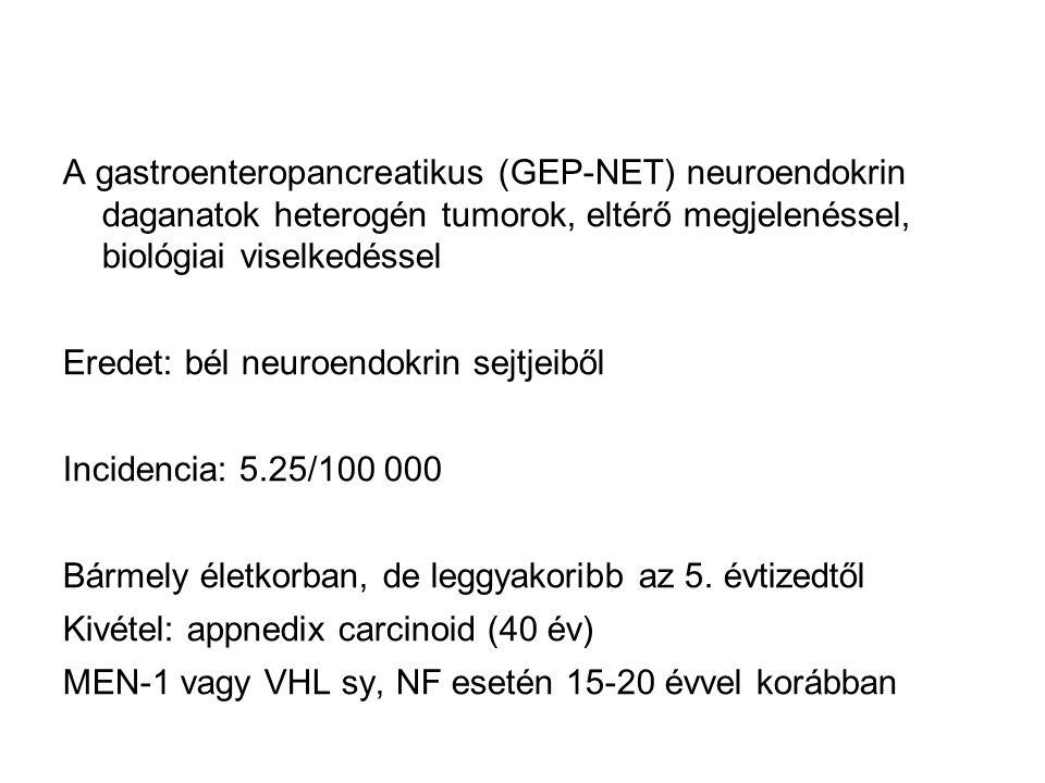 neuroendokrin rák prognózis máj férgek és giardia elleni gyógyszerek
