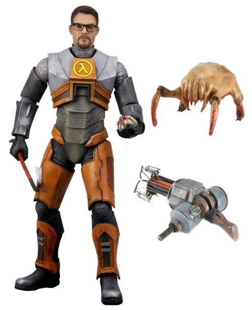 Íme a Gordon Freeman akciófigura