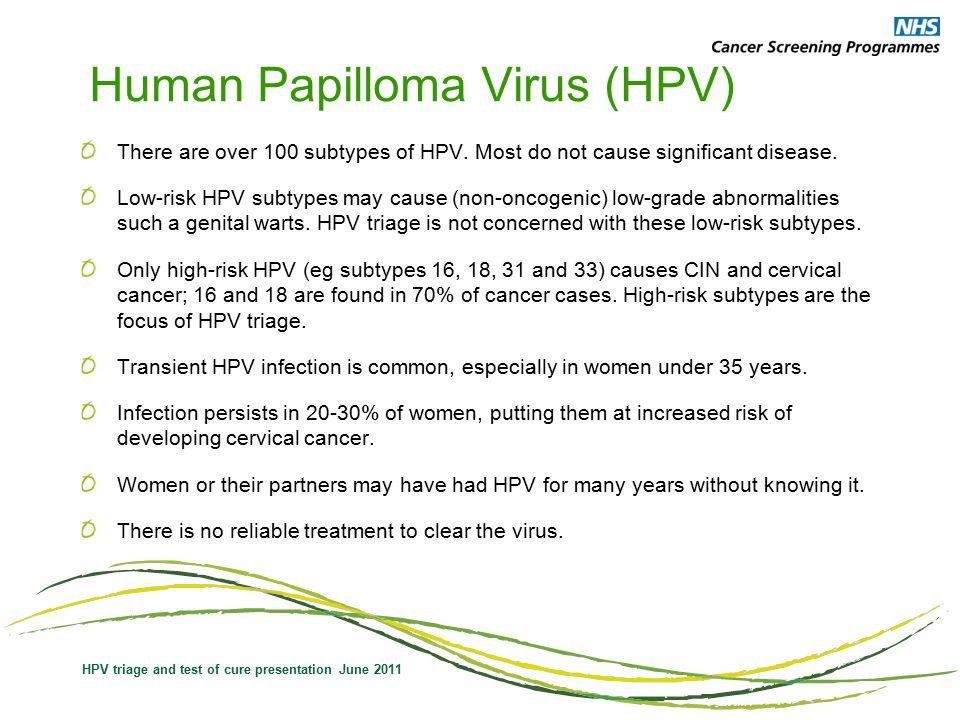 A vizsgálat támogatja az ismételt HPV-vizsgálatokat a nyaki szűrés során
